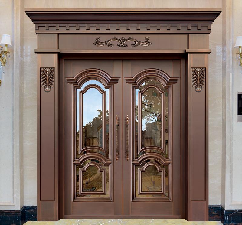 别墅玻璃门