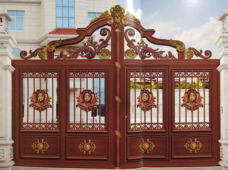 新房阳台护栏生锈建议更换成锌钢阳台护栏